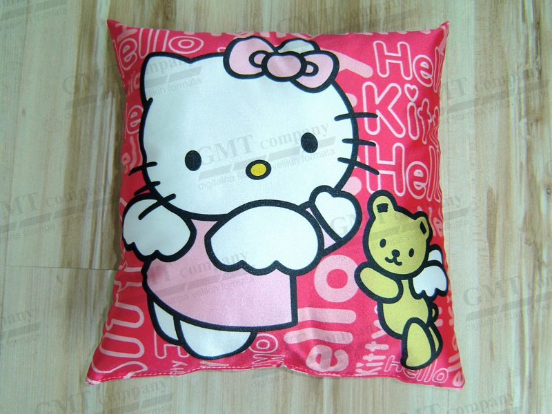 jastuk za devojcice hello kitty 2