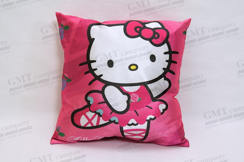 jastuk za devojcice hello kitty