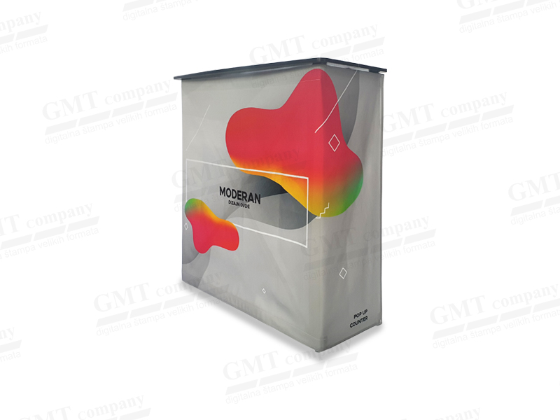 pop up counter promo pult m2 gmt | pop up counter promo pult m2 gmt