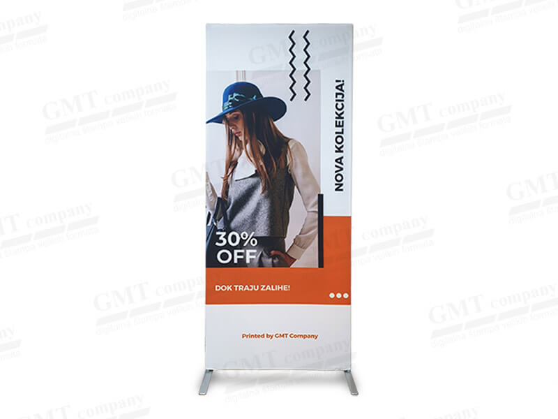 roll up duo display sistemi gmt | roll up duo display systems gmt