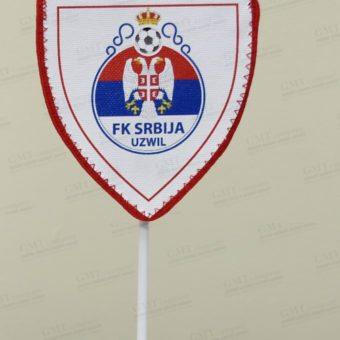 zastavica kluba