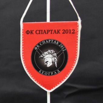 Spartak zastavica