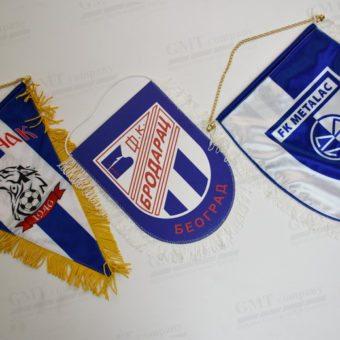 zastavice kluba