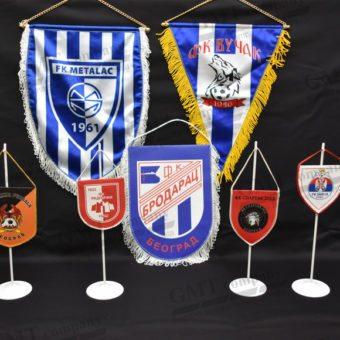 kapitenske zastave zastavice klubova