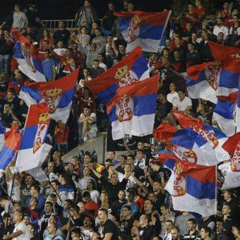 Velike srpske zastave