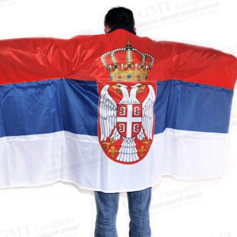 srpska zastava za ogrtanje